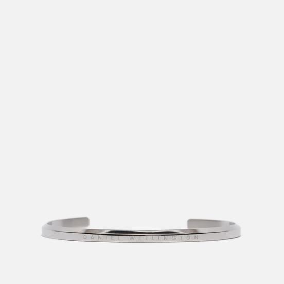 Браслет Daniel Wellington Classic Cuff Large Silver