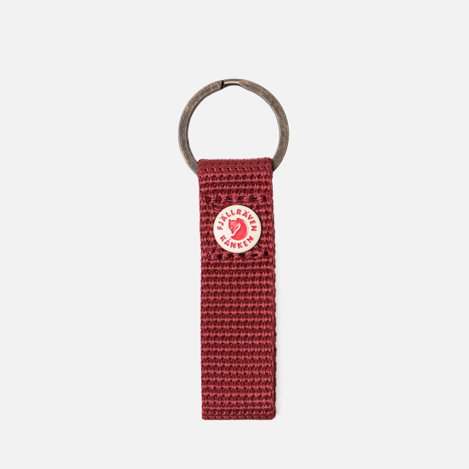 Брелок для ключей Fjallraven Kanken Keyring Ox Red