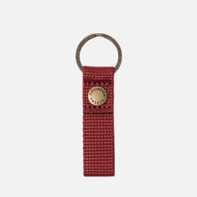 Брелок для ключей Fjallraven Kanken Keyring Ox Red фото- 1