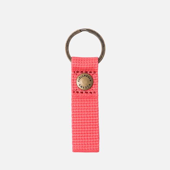 Брелок для ключей Fjallraven Kanken Keyring Peach Pink