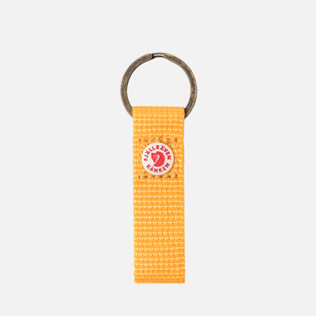 Брелок для ключей Fjallraven Kanken Keyring Warm Yellow