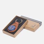 Брелок для ключей Fred Perry 1952 Leather Tan фото- 2