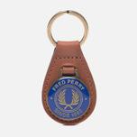 Брелок для ключей Fred Perry 1952 Leather Tan фото- 0