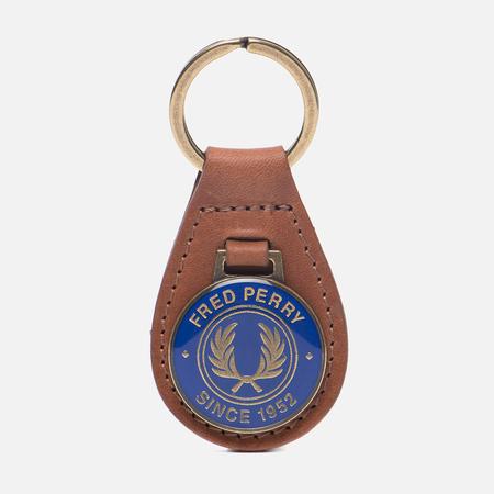 Брелок для ключей Fred Perry 1952 Leather Tan