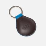 Брелок для ключей Hackett Numbered Blue/Brown фото- 1