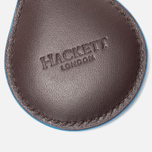 Брелок для ключей Hackett Numbered Blue/Brown фото- 2