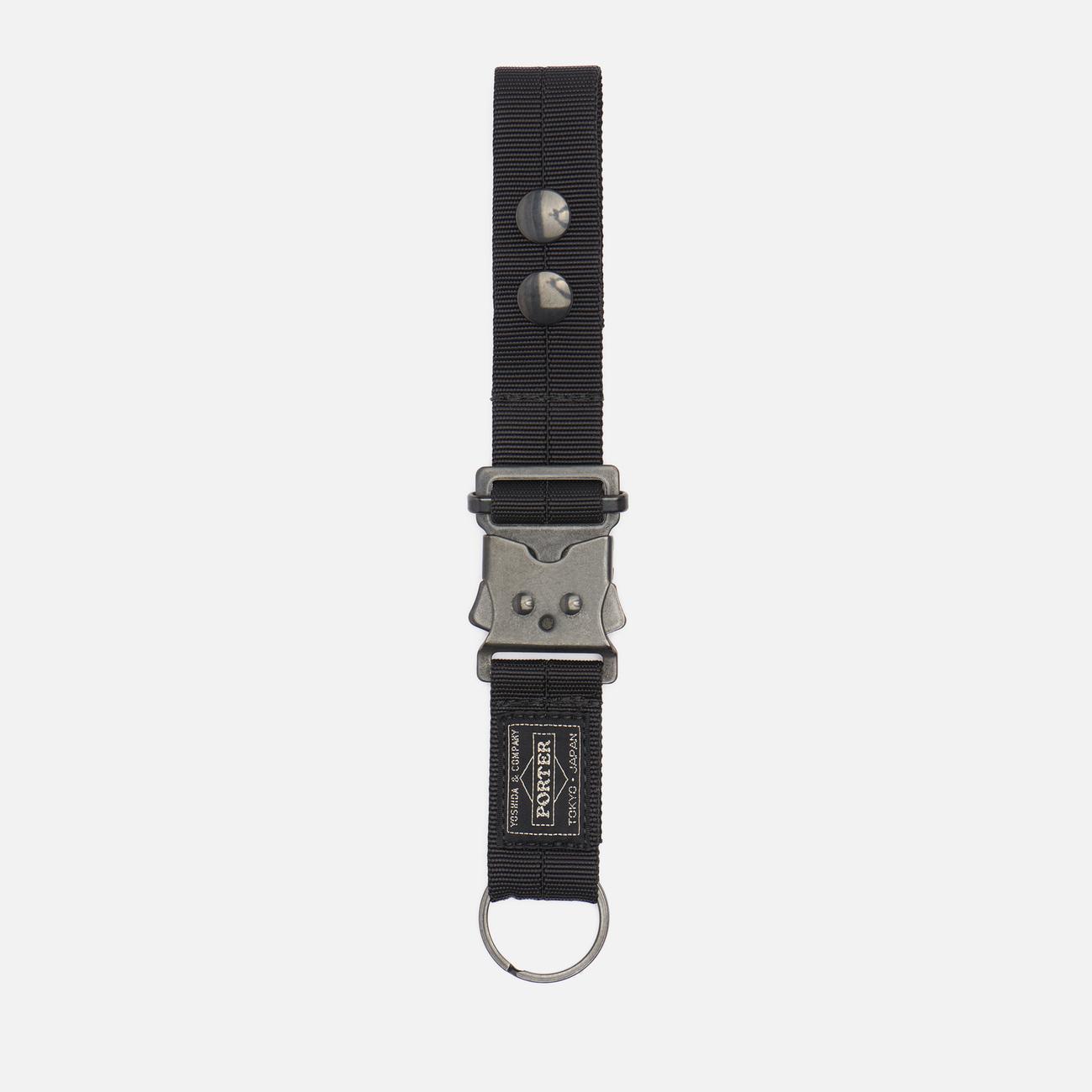 Брелок для ключей Porter-Yoshida & Co Joint Black/Black