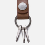 Брелок для ключей Property Of... Abel Loop Biscuit фото- 1