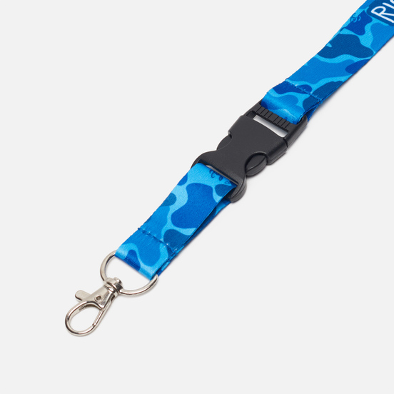 Брелок для ключей RIPNDIP Nerm Camo Blue