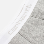 Мужские трусы Carhartt WIP Shorty Trunk Grey Heather фото- 1
