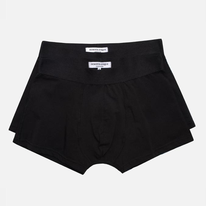 Комплект мужских трусов Democratique Underwear Superior Black