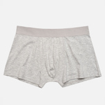 Комплект мужских трусов Democratique Underwear Superior Light Grey Melange фото- 2