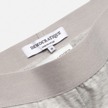 Комплект мужских трусов Democratique Underwear Superior Light Grey Melange фото- 1