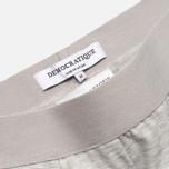 Democratique Underwear Superior Men's Boxer Briefs Light Grey Melange photo- 1