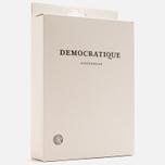 Democratique Underwear Superior Men's Boxer Briefs Light Grey Melange photo- 3