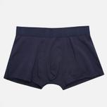 Democratique Underwear Superior Men's Boxer Briefs Navy photo- 2