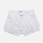 Комплект мужских трусов Democratique Underwear Superior White фото- 0