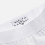 Комплект мужских трусов Democratique Underwear Superior White фото- 1