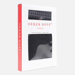 Мужские трусы Derek Rose Closed Hipster Band Black фото- 2