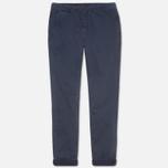 Мужские брюки Aquascutum Parret 5 Pocket Navy фото- 0