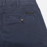 Мужские брюки Aquascutum Parret 5 Pocket Navy фото- 1
