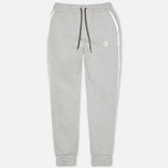 Мужские брюки Billionaire Boys Club Rue Jogger Heather Grey фото- 0