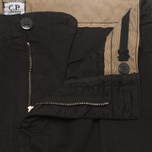 Мужские брюки C.P. Company Low Crotch Black фото- 4