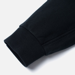 Мужские брюки C.P. Company Heavy Weight Cotton Fleece Pocket Lens Black фото- 3