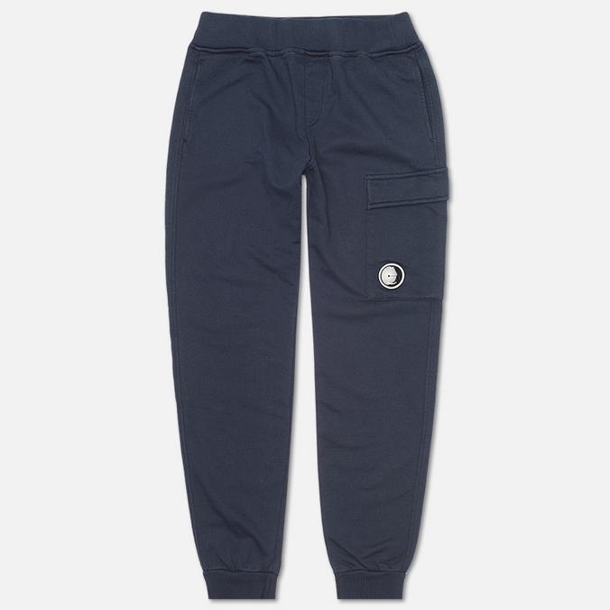 Мужские брюки C.P. Company Sweat Blue