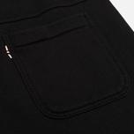 Мужские брюки Maison Kitsune Jogg Black фото- 1