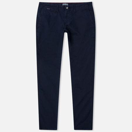 Napapijri Mana Twill Winter Men's Trousers Blue Marine