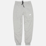 Nike AW77 FT Cuff Men's Trousers Grey/White photo- 0