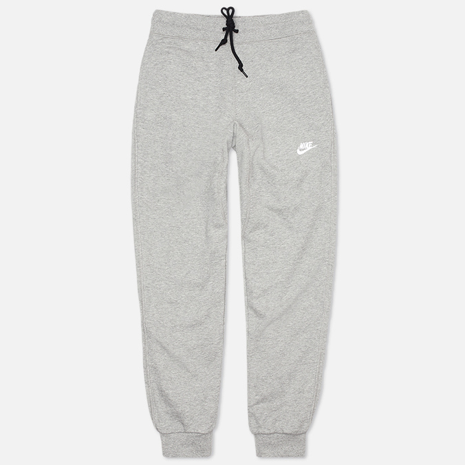Nike AW77 FT Cuff Men's Trousers Grey/White