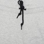 Мужские брюки Nike AW77 FT Cuff Grey/White фото- 3