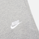 Nike AW77 FT Cuff Men's Trousers Grey/White photo- 1