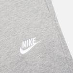 Мужские брюки Nike AW77 FT Cuff Grey/White фото- 1