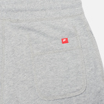 Nike AW77 FT Cuff Men's Trousers Grey/White photo- 2