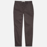 Мужские брюки Norse Projects Aros Heavy Chino Charcoal фото- 0