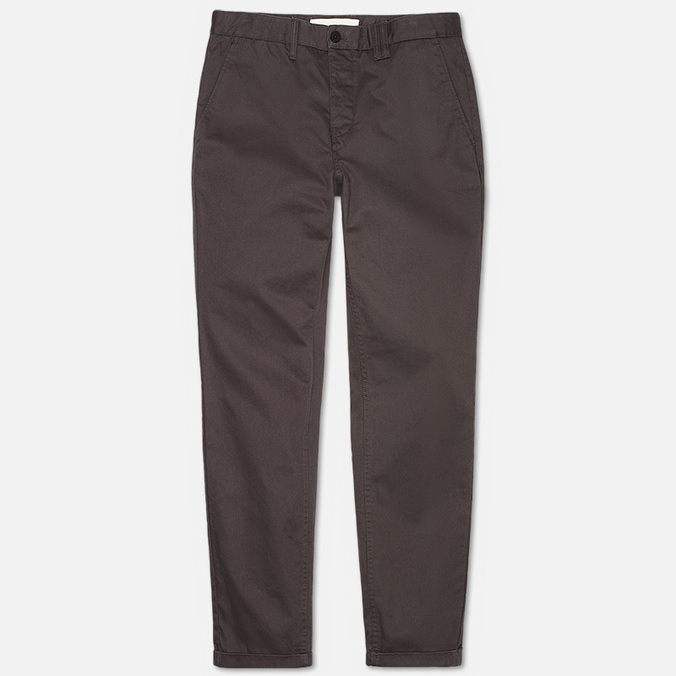 Мужские брюки Norse Projects Aros Heavy Chino Charcoal