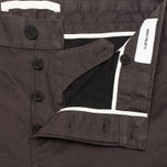 Мужские брюки Norse Projects Aros Heavy Chino Charcoal фото- 2