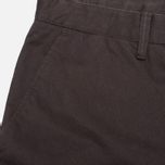 Мужские брюки Norse Projects Aros Heavy Chino Charcoal фото- 3