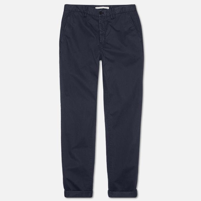 Мужские брюки Norse Projects Aros Slim Dark Navy