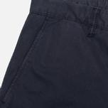 Мужские брюки Norse Projects Aros Slim Dark Navy фото- 3