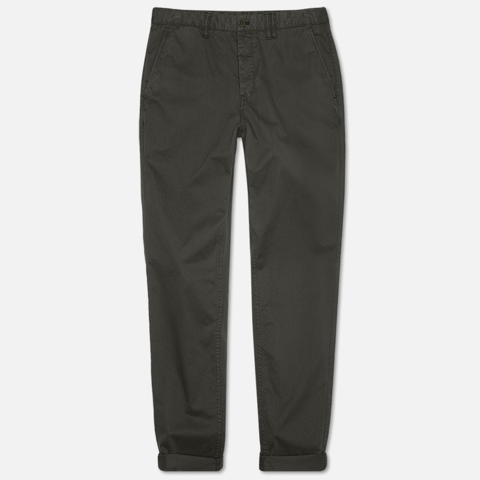 Мужские брюки Norse Projects Aros Slim Light Twill Rosin Green