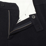 Мужские брюки Norse Projects Thomas Slim Light Wool Dark Navy фото- 1