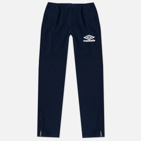 Umbro Pro Training Classic Drill Men's Trousers Navy