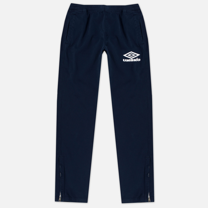 Мужские брюки Umbro Pro Training Classic Drill Navy