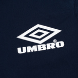 Мужские брюки Umbro Pro Training Classic Drill Navy фото- 3
