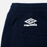 Мужские брюки Umbro Pro Training Classic Drill Navy фото- 2