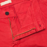 Мужские брюки Velour Adan Chino Bottle Faded Red фото- 2